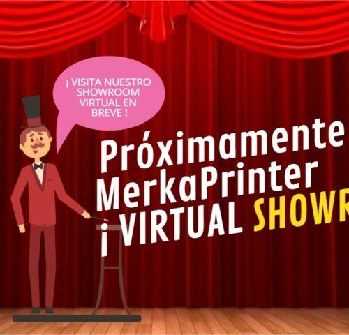 merkaprinter virtual showroom