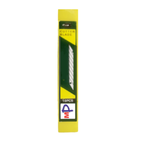 pack recambio 10 cuchillas cuter eco-line