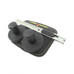 clip cinturón magnético