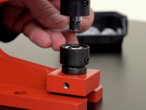 Olladora Manual Autoperforante HPS02