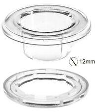 Ollaos y Arandelas Transparentes 12mm