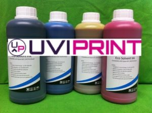 Tinta ecosolvente uviprint
