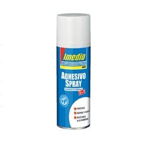 adhesivo en spray imedio