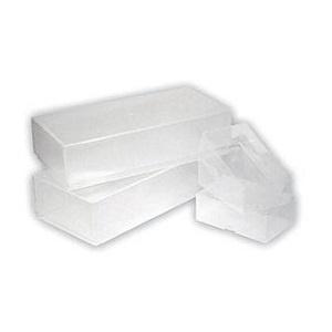 Cajas de Plástico Portarjetas de Felicitaciones