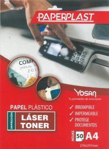 Papel Plástico Paperplast