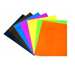 papel de colores 80gr