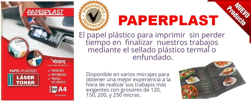 PAPERPLAST MERKAPRINTER