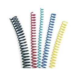 acabados espiral plastico