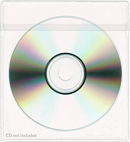 Bolsillos para CD/DVD