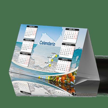 calendario piramide