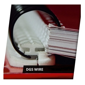 Encuadernación con Sistema DGS