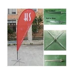 Display Flying Banner