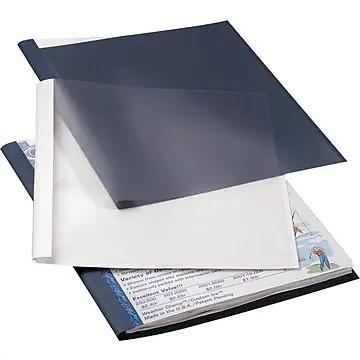 Carpetas Térmicas Transparentes