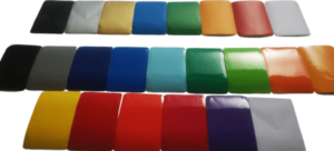 ccarta de colores vinilo uviprint
