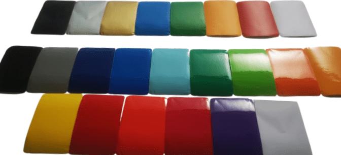 carta de colores vinilo uviprint
