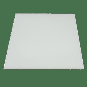 Metacrilato extrusión blanco opalo