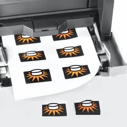 papel magnetico inkjet