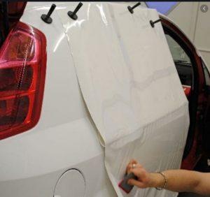 Puños magnéticos para rotulación de vehículos