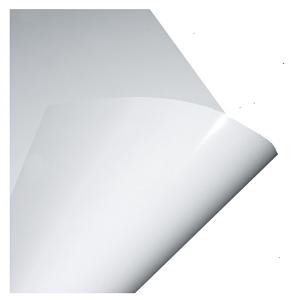 pvc uviprint blanco